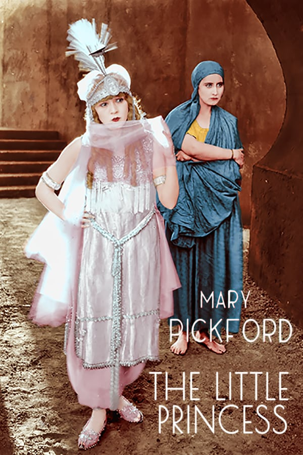 Cover of the movie A Little Princess