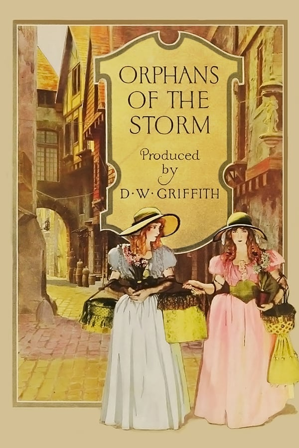 Cover of the movie Orphans of the Storm