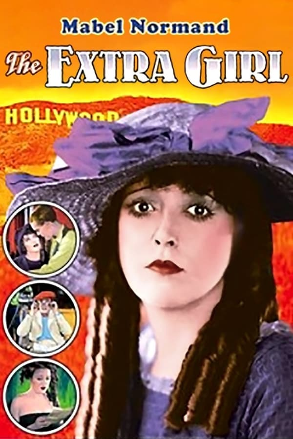 Cover of the movie The Extra Girl