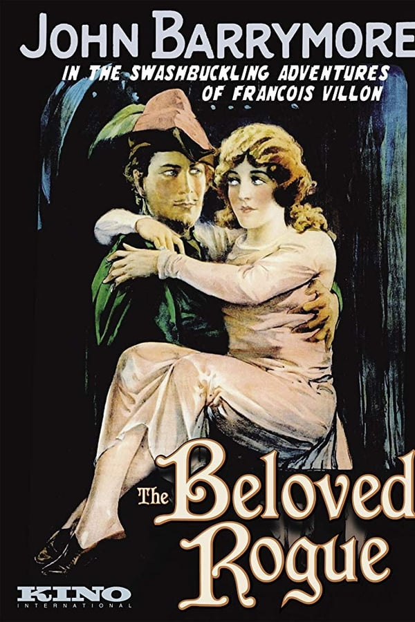 Cover of the movie The Beloved Rogue