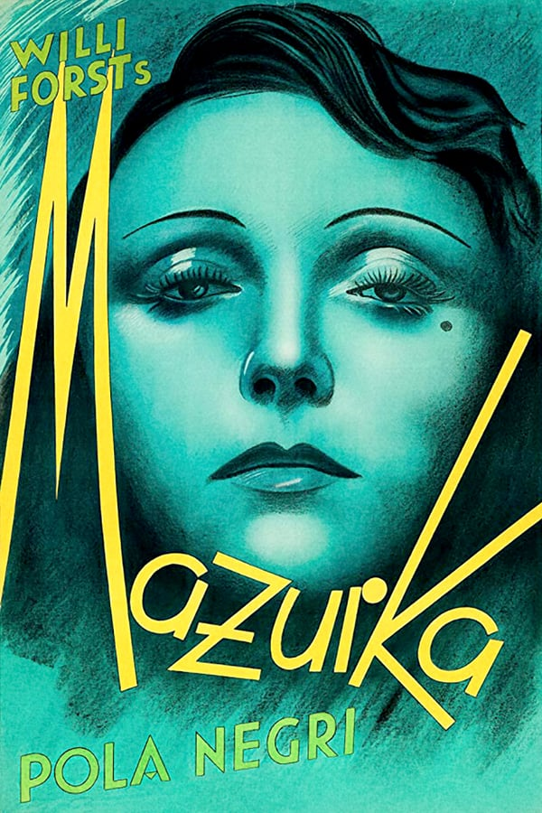 Cover of the movie Mazurka