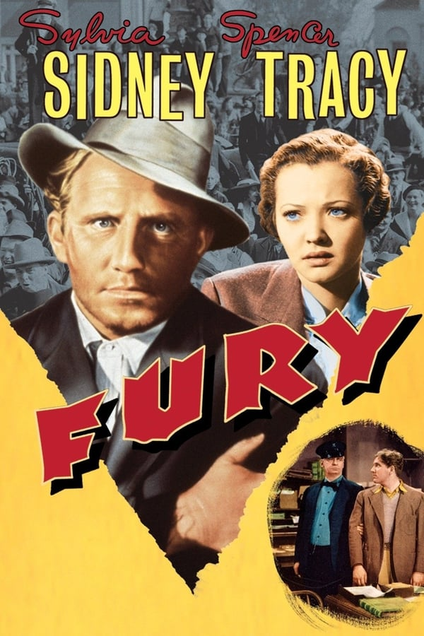 Cover of the movie Fury