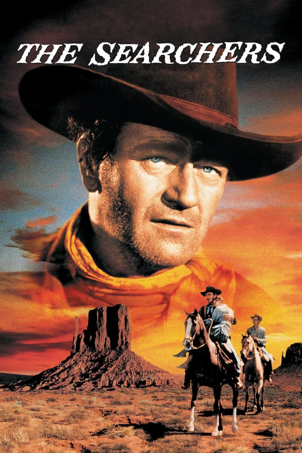 Cover of the movie The Searchers