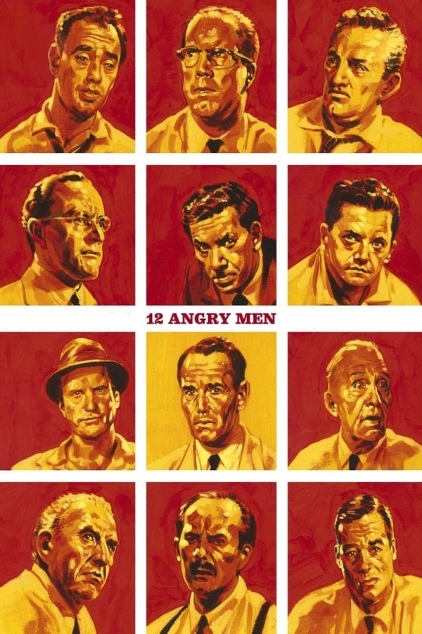 Cover of the movie 12 Angry Men