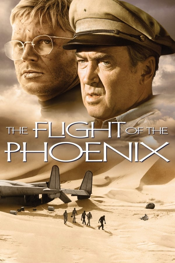 Cover of the movie The Flight of the Phoenix