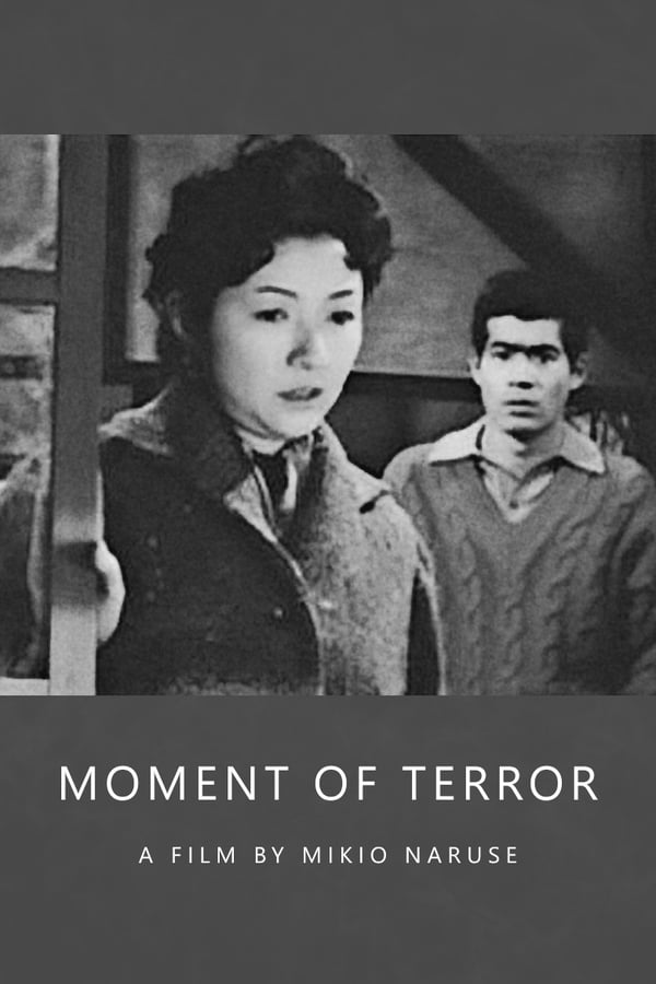 Cover of the movie Moment of Terror