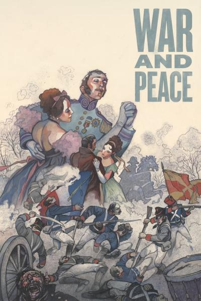 Cover of War and Peace