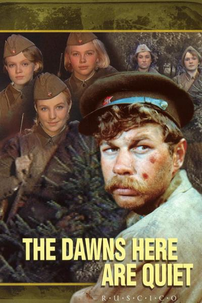 Cover of The Dawns Here Are Quiet