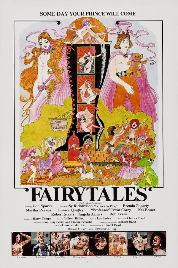 Cover of the movie Fairy Tales
