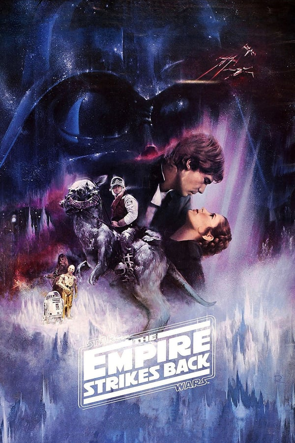 Cover of the movie The Empire Strikes Back