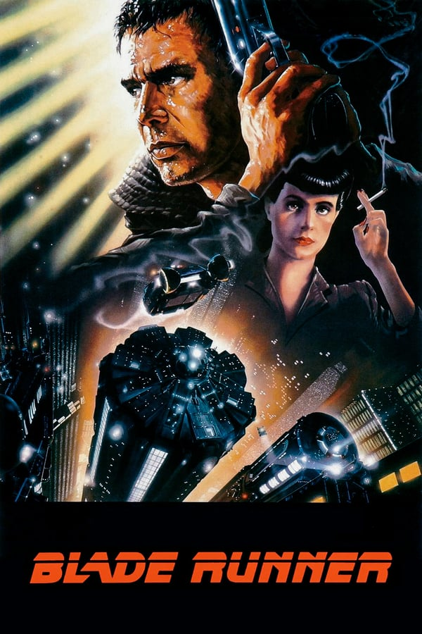 Cover of the movie Blade Runner