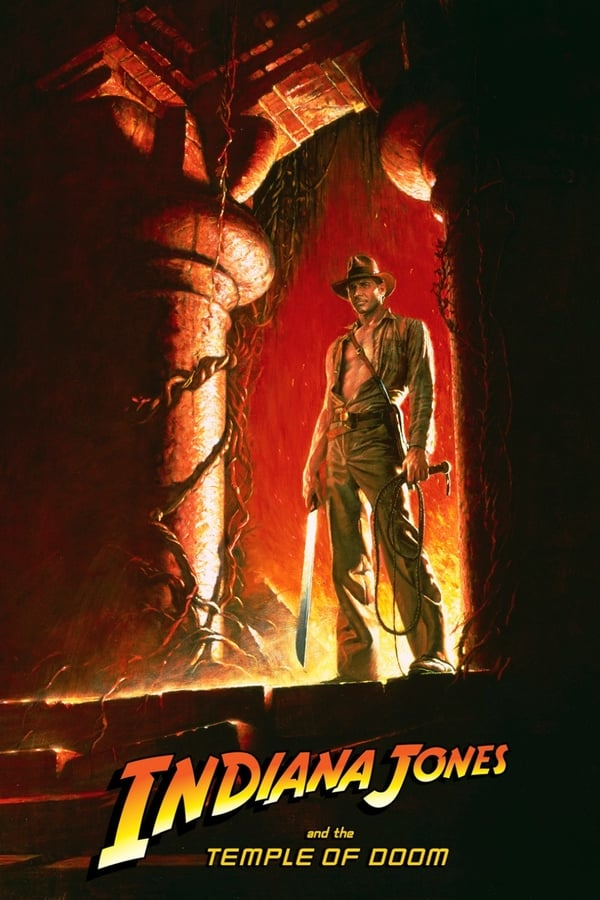 Cover of the movie Indiana Jones and the Temple of Doom