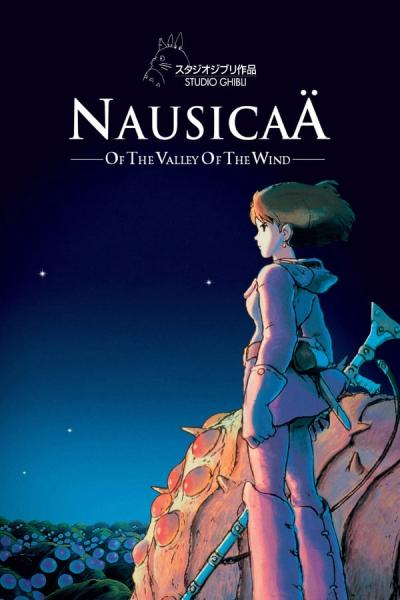 Cover of Nausicaä of the Valley of the Wind