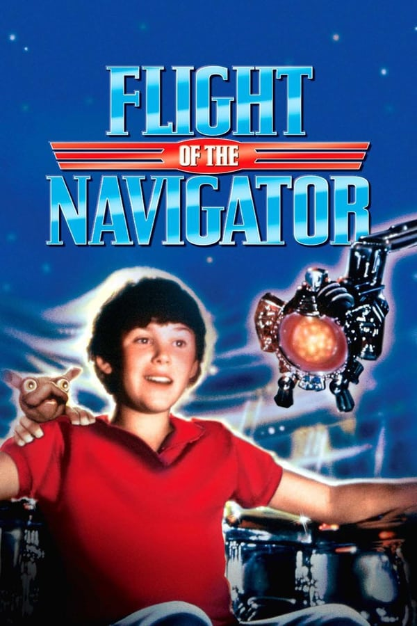 Cover of the movie Flight of the Navigator