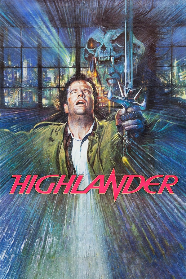 Cover of the movie Highlander