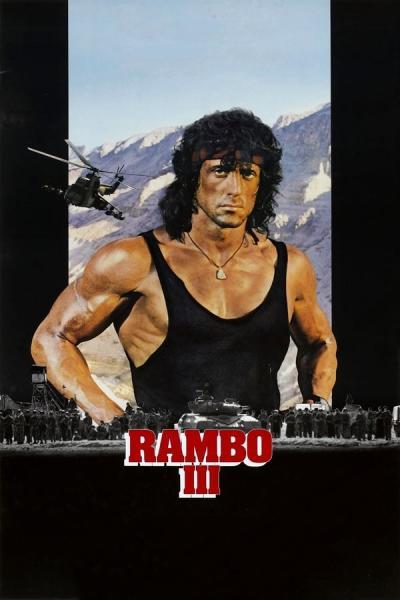 Cover of Rambo III
