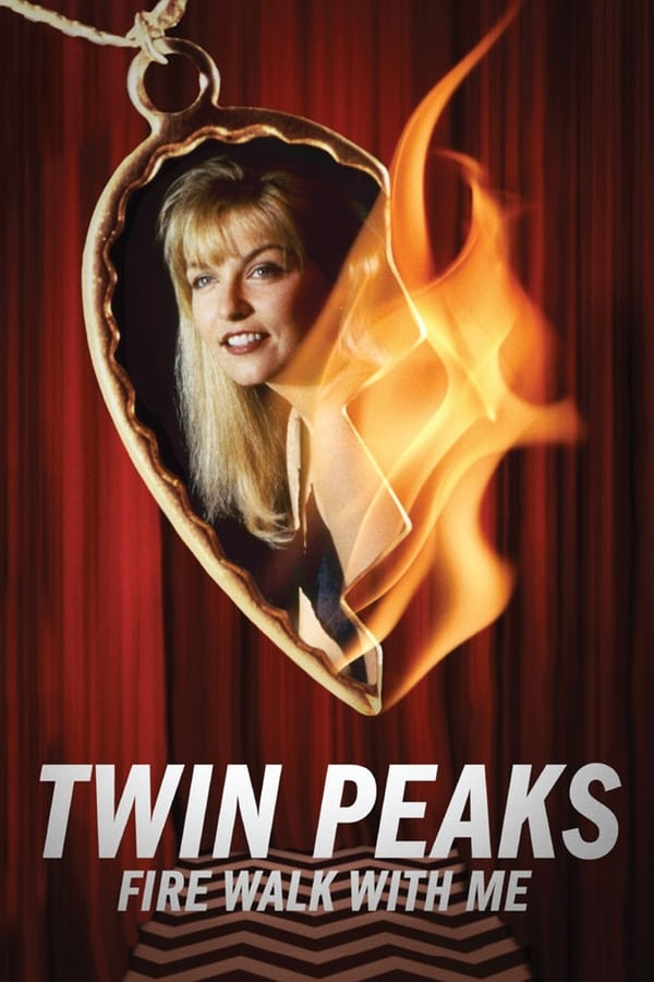 Cover of the movie Twin Peaks: Fire Walk with Me