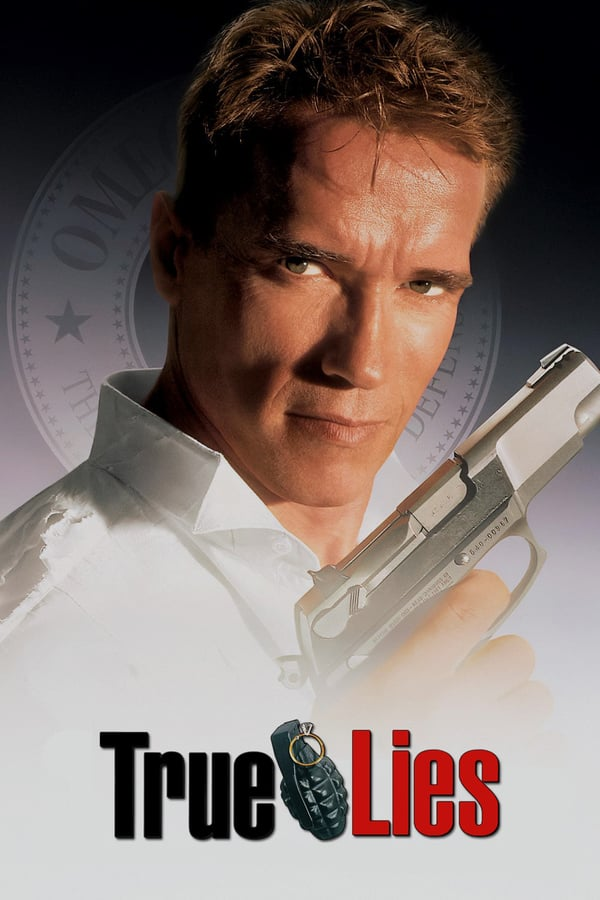 Cover of the movie True Lies