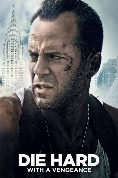 Cover of Die Hard: With a Vengeance