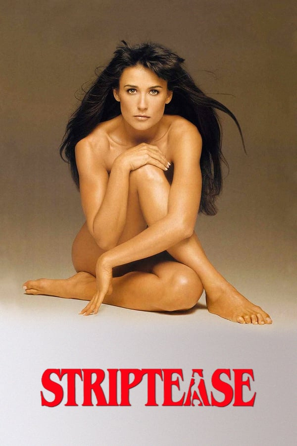 Cover of the movie Striptease