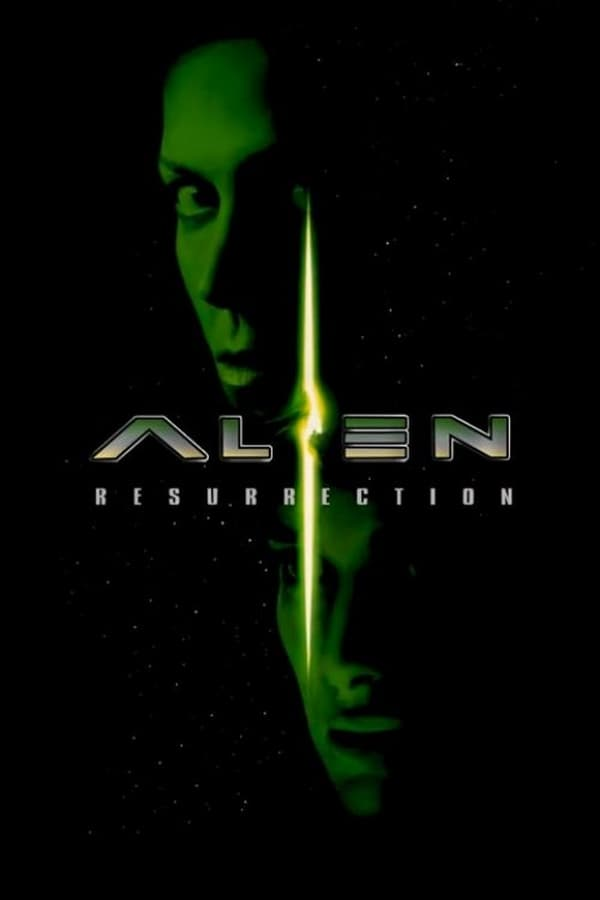 Cover of the movie Alien Resurrection