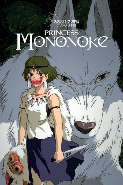 Cover of Princess Mononoke