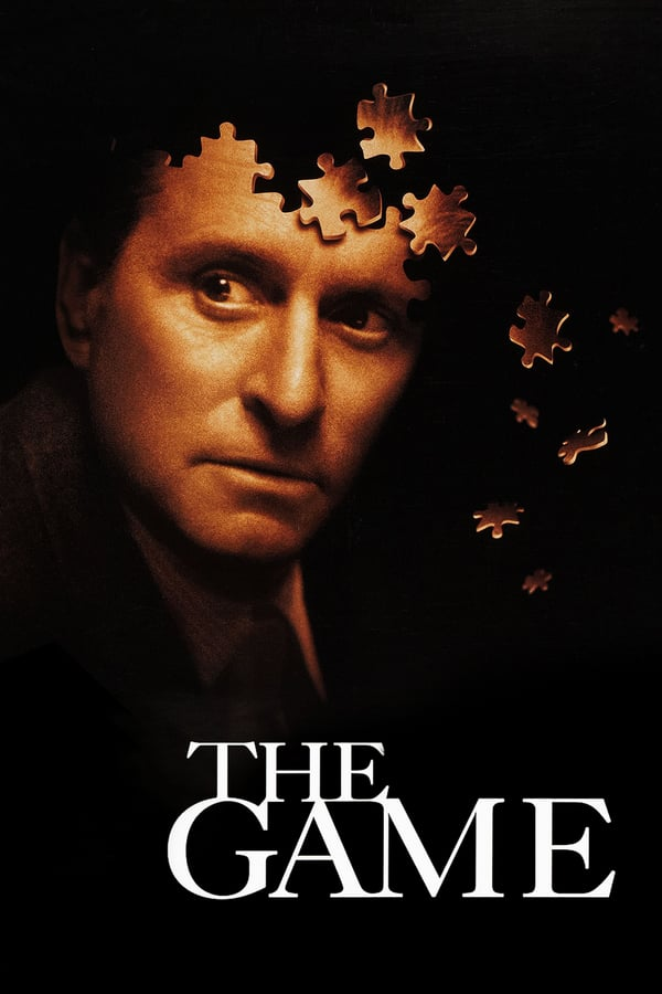 Cover of the movie The Game