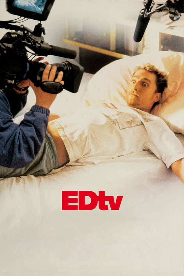 Cover of the movie Edtv