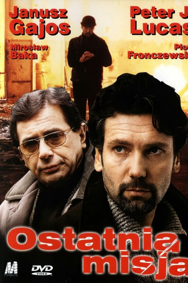 Cover of the movie Last Mission