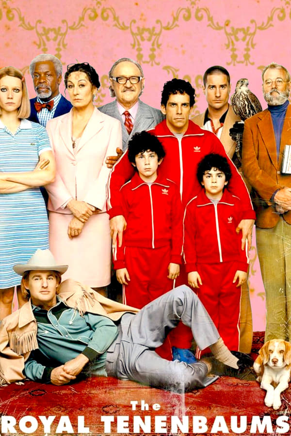 Cover of the movie The Royal Tenenbaums
