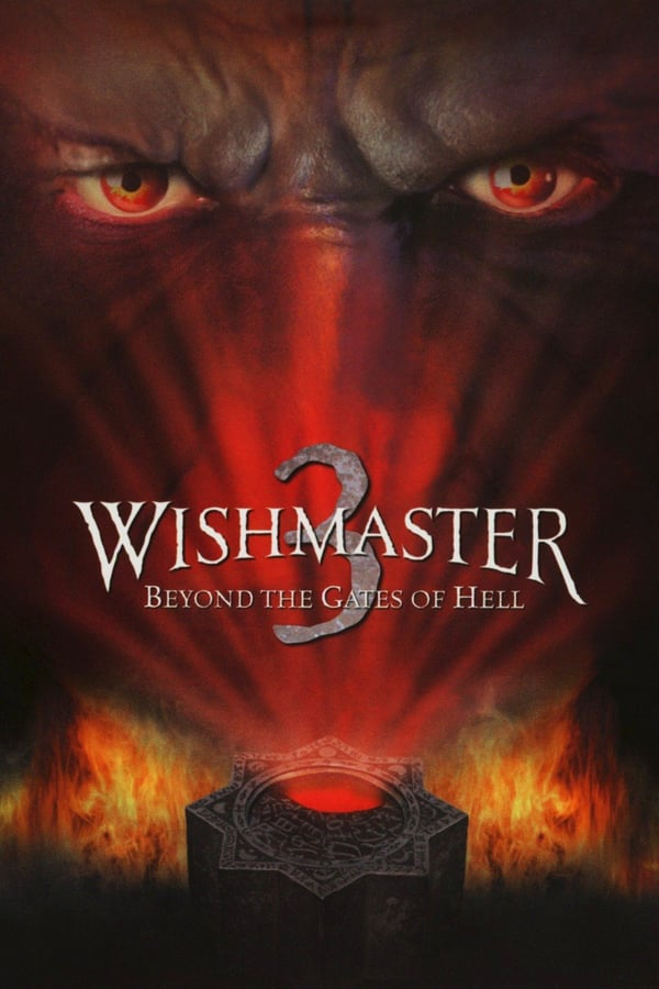 Cover of the movie Wishmaster 3: Beyond the Gates of Hell