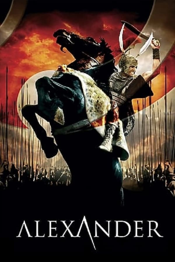 Cover of the movie Alexander