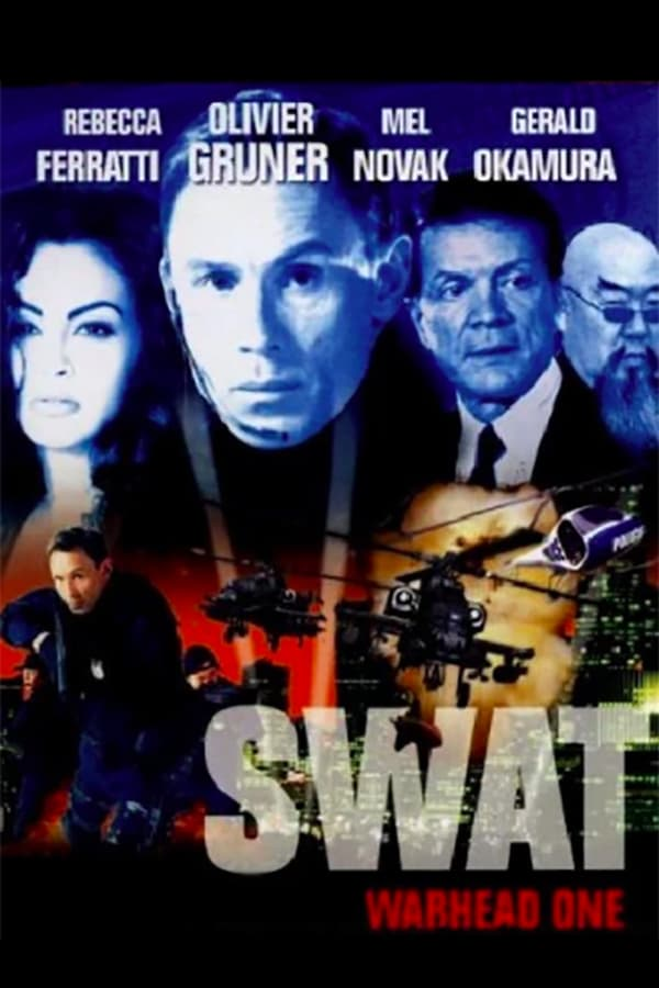 Cover of the movie SWAT: Warhead One