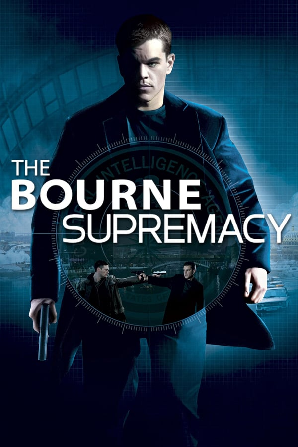 Cover of the movie The Bourne Supremacy