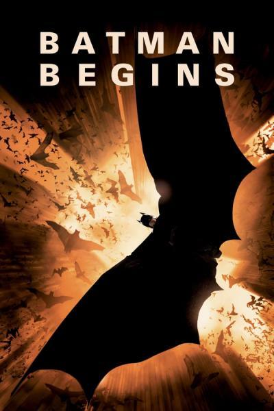Cover of Batman Begins