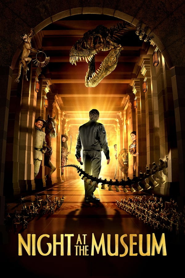 Cover of the movie Night at the Museum