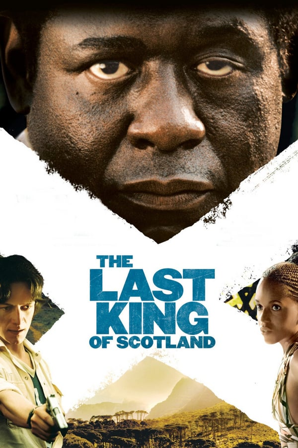 Cover of the movie The Last King of Scotland