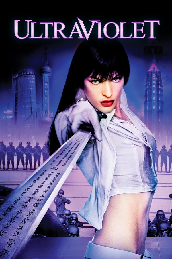 Cover of the movie Ultraviolet