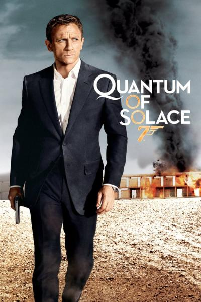 Cover of Quantum of Solace
