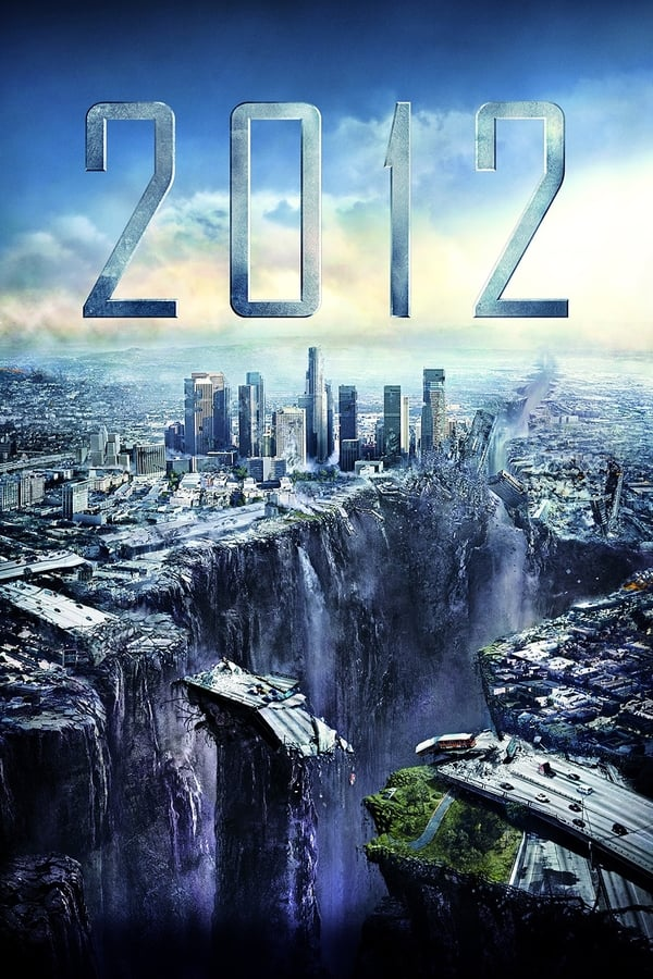 Cover of the movie 2012