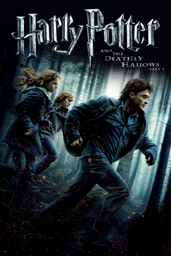Cover of the movie Harry Potter and the Deathly Hallows: Part 1
