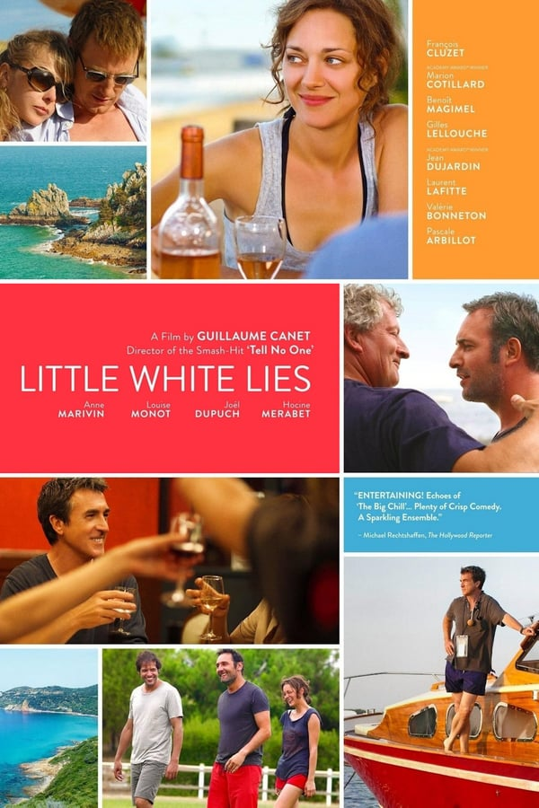 Cover of the movie Little White Lies