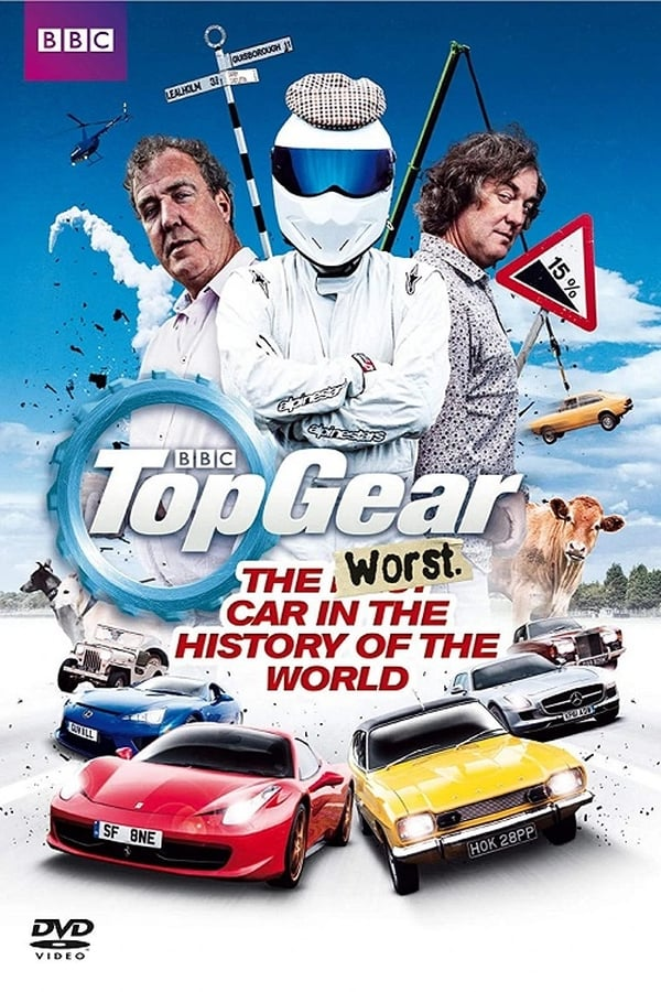 Cover of the movie Top Gear: The Worst Car In the History of the World