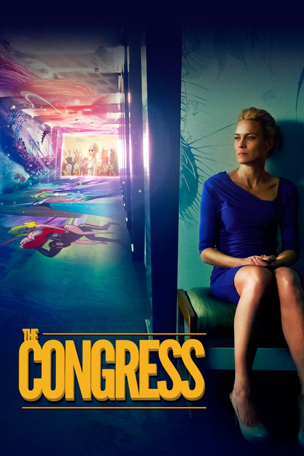 Cover of the movie The Congress