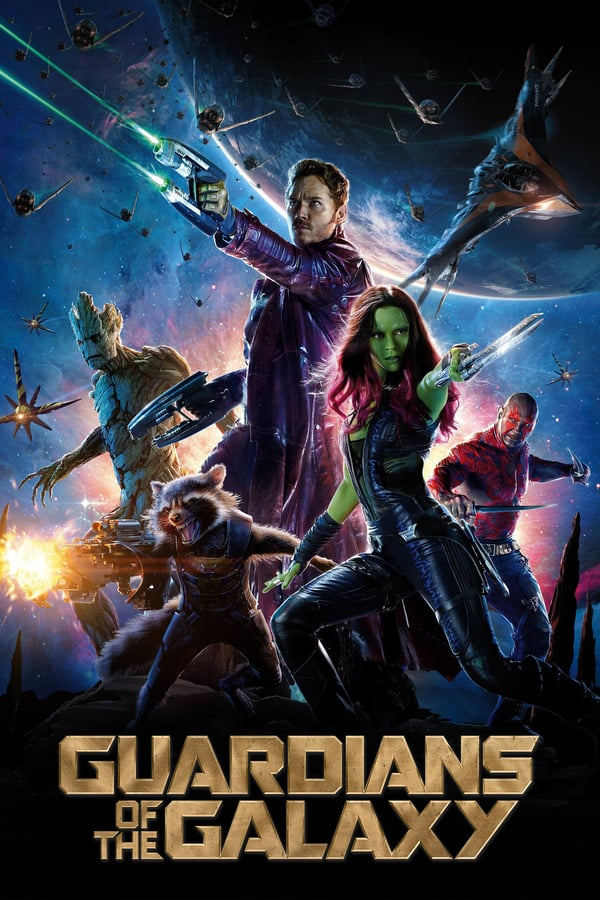 Cover of the movie Guardians of the Galaxy