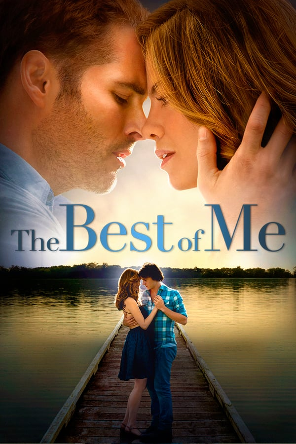 Cover of the movie The Best of Me