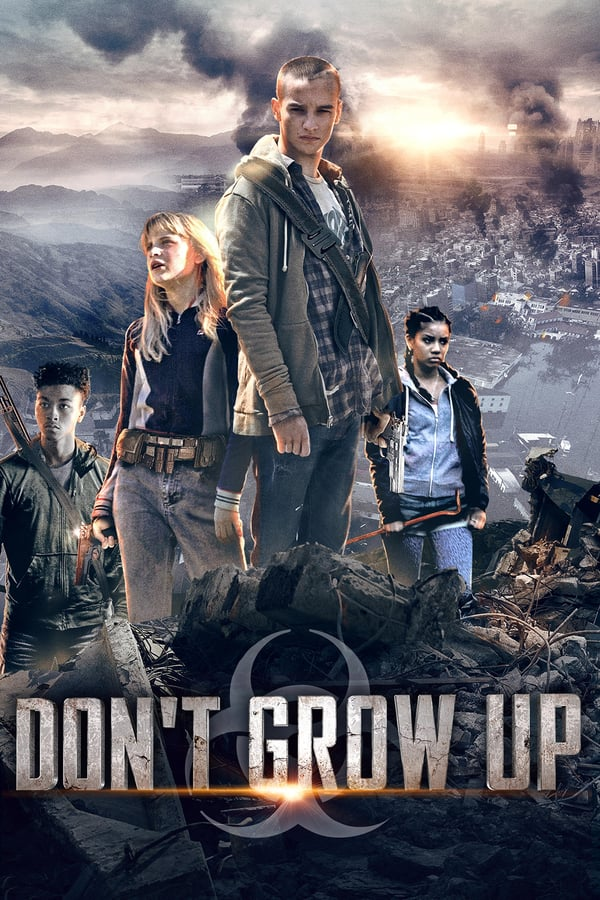 Cover of the movie Don't Grow Up