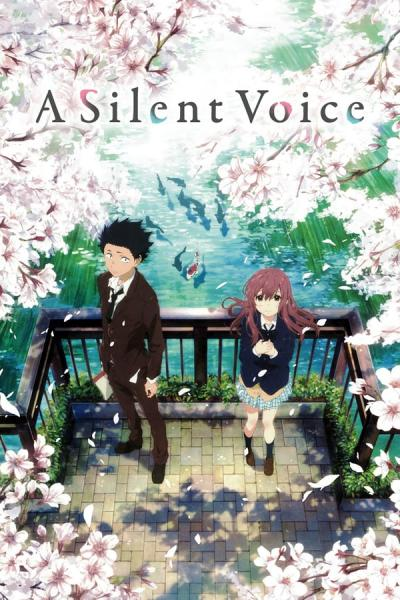 Cover of A Silent Voice