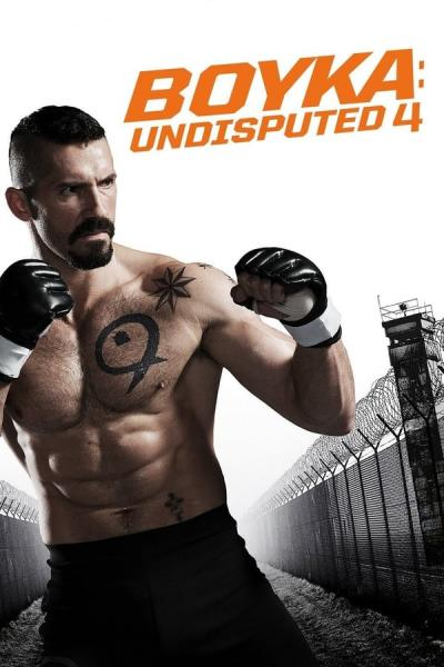 Cover of Boyka: Undisputed IV