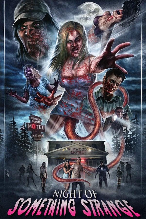 Cover of the movie Night of Something Strange